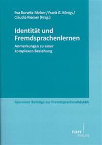 Identität und Fremdsprachenlernen