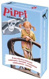 Pippi Sjörövarspel