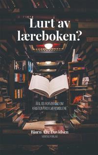 Lurt av læreboken? - Bjørn Are Davidsen | Ridgeroadrun.org