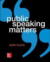 Create Only Public Speaking Matters