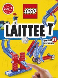 Lego-laitteet - Rakenna 11 vekotinta