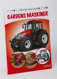 Värt att veta om gårdens maskiner