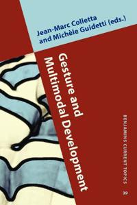 Gesture and Multimodal Development