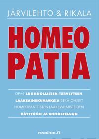Homeopatia - opas luonnolliseen terveyteen