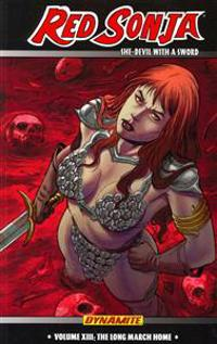 Red Sonja, She-Devil With a Sword 13