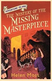 Adventure island: the mystery of the missing masterpiece - book 4