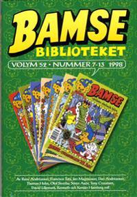 Bamse Biblioteket. Vol 52, nummer 7-13 1998