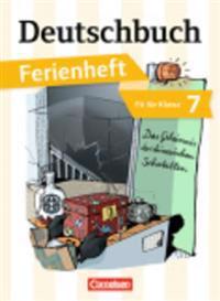 Deutschbuch Vorbereitung Klasse 7 Gymnasium. Das Mysterium der chinesischen Schatullen