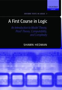 A First Course In Logic