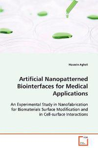 Artificial Nanopatterned Biointerfaces for Medical Applications
