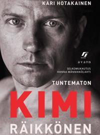 Tuntematon Kimi Räikkönen (selkokirja)