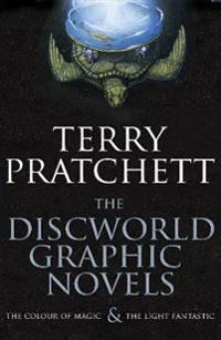 Discworld Graphic Novels: The Colour of Magic and the Light Fantastic