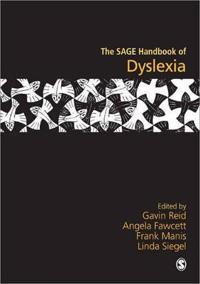 The SAGE Handbook of Dyslexia