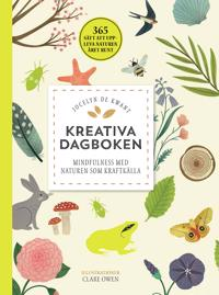 Kreativa dagboken: mindfulness med naturen som kraftkälla