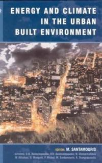 Energy and Climate in the Urban Built Environment
