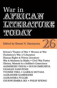 War in African Literature Today