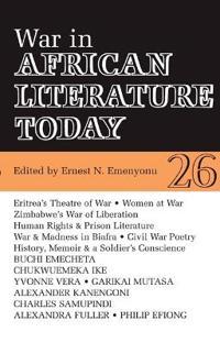 War in African Literature Today