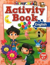 Activity Book: English Age 6+