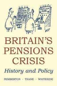 Britain's Pensions Crisis