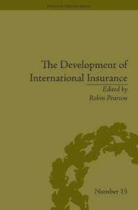 The Development of International Insurance