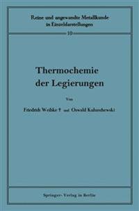 Thermochemie Der Legierungen