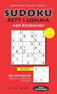 Sudoku med kyubikuru - Mattias Boström, Daniel W. Aschehoug | Inprintwriters.org