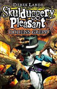 Skulduggery Pleasant 5 - Dödens grepp