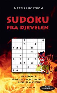 Sudoku fra djevelen - Mattias Boström pdf epub
