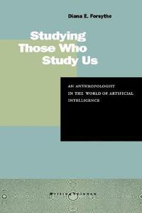Studying Those Who Study Us