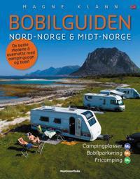 Bobilguiden; Nord-Norge og Midt-Norge