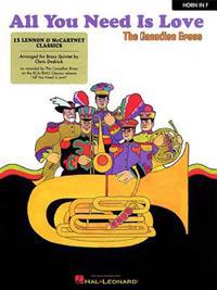 All You Need Is Love: 13 Lennon & McCartney Classics French Horn