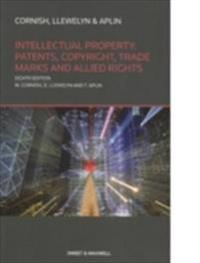 Intellectual Property: Patents, Copyrights, TrademarksAllied Rights