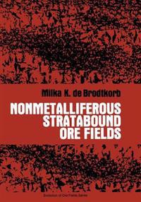 Nonmetalliferous Stratabound Ore Fields