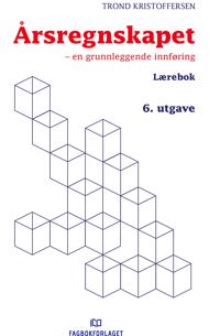 Årsregnskapet; lærebok - Trond Kristoffersen | Ridgeroadrun.org