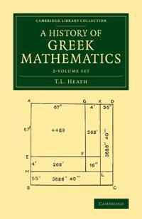 A History of Greek Mathematics