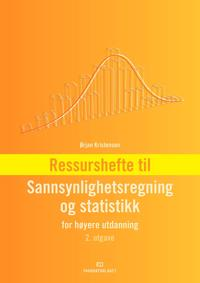 Ressurshefte til Sannsynlighetsregning og statistikk - Ørjan Kristensen | Ridgeroadrun.org