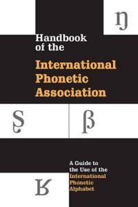 Handbook of the International Phoenetic Association