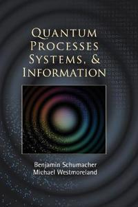 Quantum Processes, Systems, and Information
