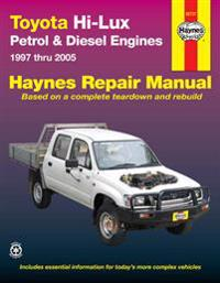 Toyota Hi-Lux P&D Automotive Repair Manual