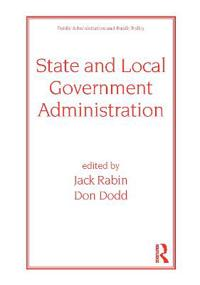 State and Local Government Administration