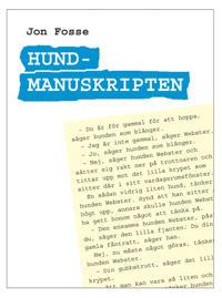 Hundmanuskripten - Jon Fosse | Laserbodysculptingpittsburgh.com