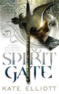 Spirit gate - book one of crossroads