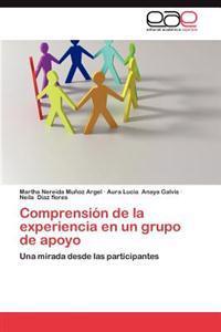 Comprension de La Experiencia En Un Grupo de Apoyo