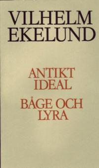 Antikt ideal / Båge och lyra
