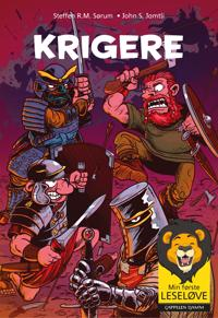 Krigere - Steffen Sørum | Ridgeroadrun.org