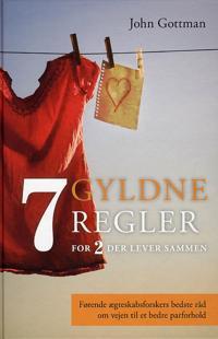 Syv gyldne regler for to der lever sammen