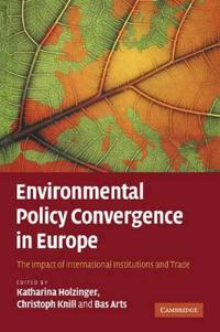 Environmental Policy Convergence in Europe