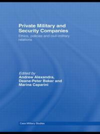 Private Military and Security Companies