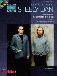 Best of Steely Dan: An Inside Look at the Guitar Styles of Steely Dan [With CD (Audio)]