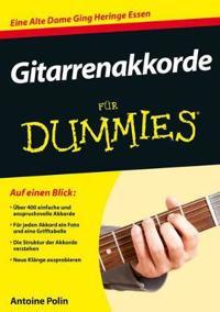 Gitarrenakkorde fur Dummies